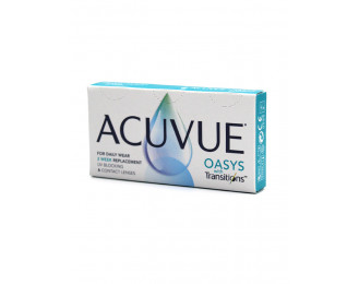 Acuvue Acuvue Oasys Transitions