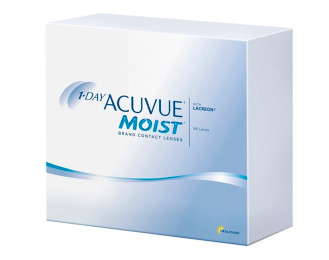 Acuvue 1-Day Acuvue Moist 180
