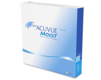 Acuvue 1-Day Acuvue Moist 90