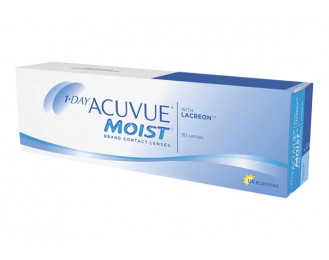 Acuvue 1-Day Acuvue  Moist  30