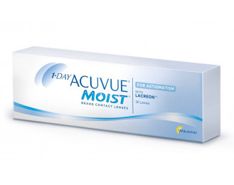 Acuvue 1-Day Acuvue  Moist for Astigmatism  30