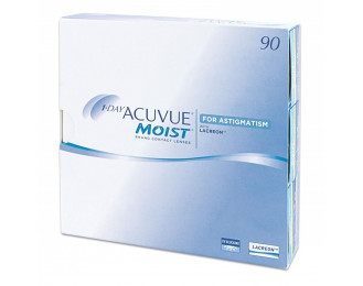 Acuvue 1-Day Acuvue Moist for Astigmatism 90