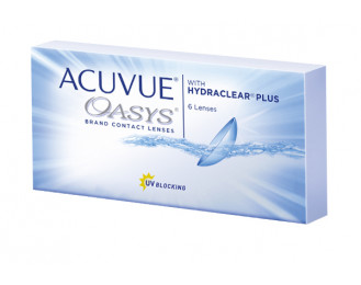 Acuvue Acuvue Oasys Hydraclear 6