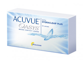 Acuvue Acuvue Oasys Hydraclear 12